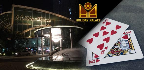 เล่นบาคาร่า holiday palace